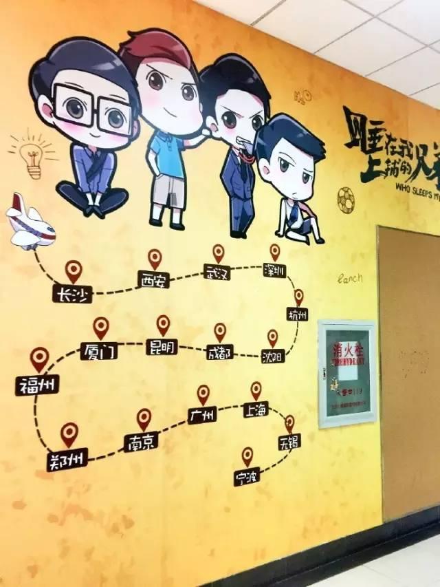 天津工业大学惊现 二次元食堂 萌你一脸卡通饭啊