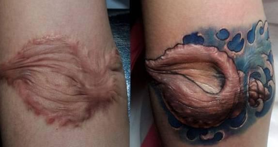 """赵丽颖被架上德艺双馨的高台,""""纹身""""是为了掩盖伤疤?"""