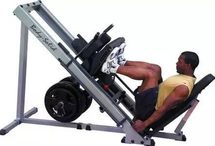 史上最全健身器械使用方法,拿走不谢!
