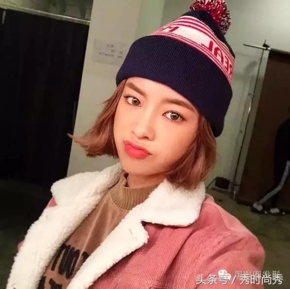 韩国网红如何凭一款短发,红遍时尚界的大江南