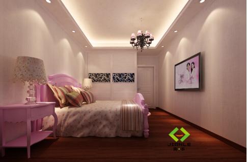 简乐集成墙面儿童房装修效果图-陈赫宣布当爸爸 儿童房应该这么装修