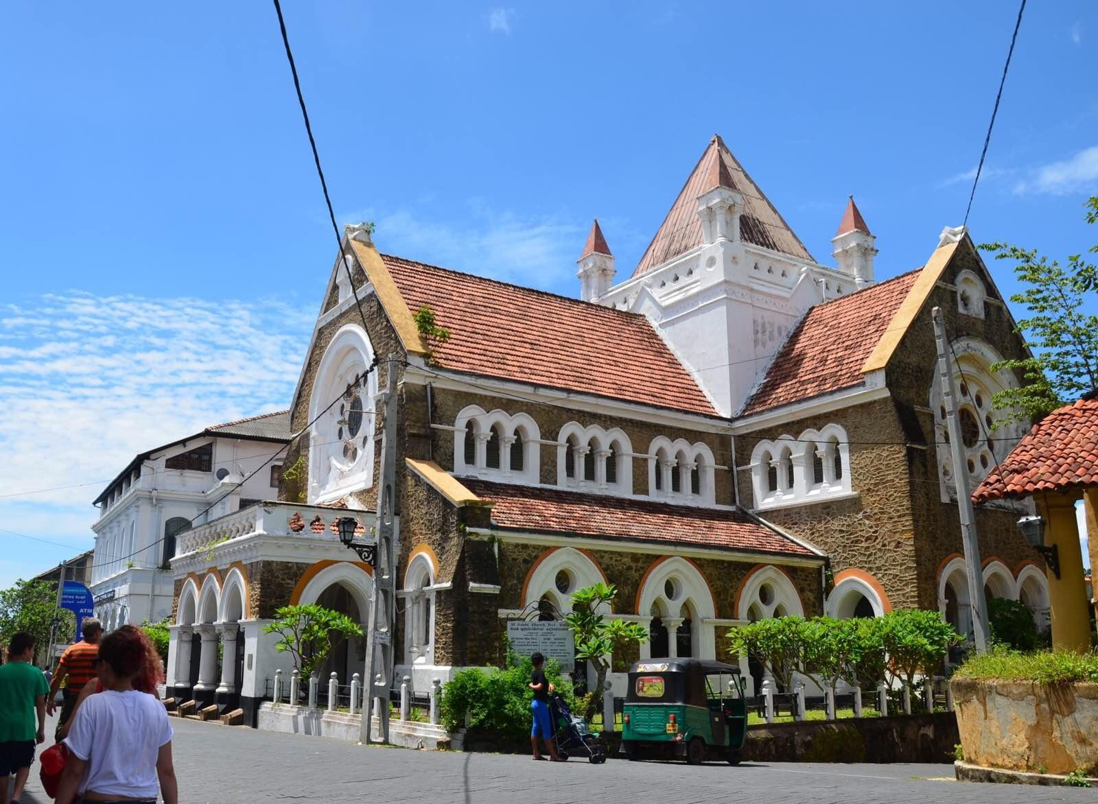 斯里兰卡加勒�9h(_认识斯里兰卡|加勒城堡—锡兰最具风情的海边城堡