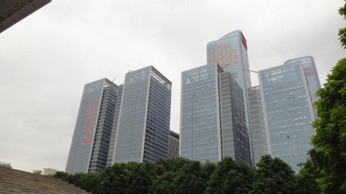 华润城大冲商务中心火热招商图片