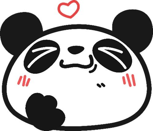 现如今给大家呈现可爱的熊猫直播