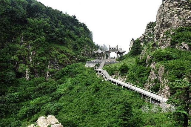 陕西五风景区上榜中国森林氧吧