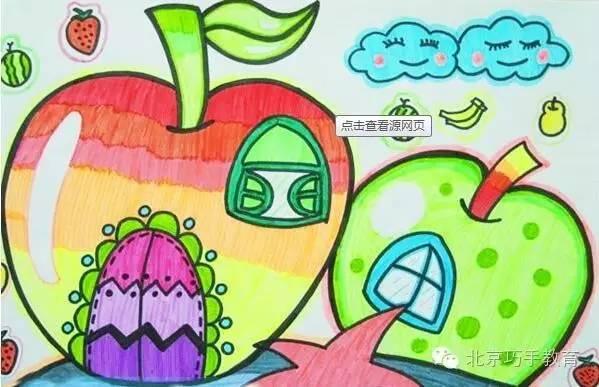 幼儿绘画,教师如何正确引导 巧手教育