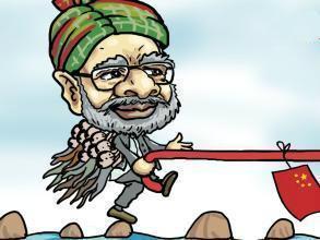 不服中国的印度邯郸学步,却陷入改革不彻底的泥沼