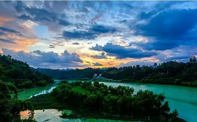 """旅游新去处 重庆新增5个""""中国森林氧吧""""图片"""