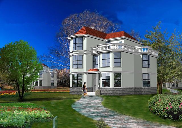 注微信公众号:住宅公园,免费300套别墅自建房户型图纸,农村别
