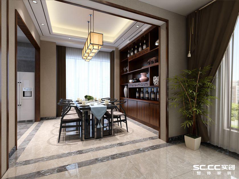 客厅的圆形地砖拼花也是本案的亮点设计,看到了地砖就直奔楼梯图片