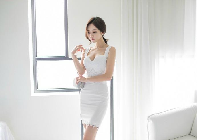 极品女秘书孙允珠大长腿性感美女酒店写真图片