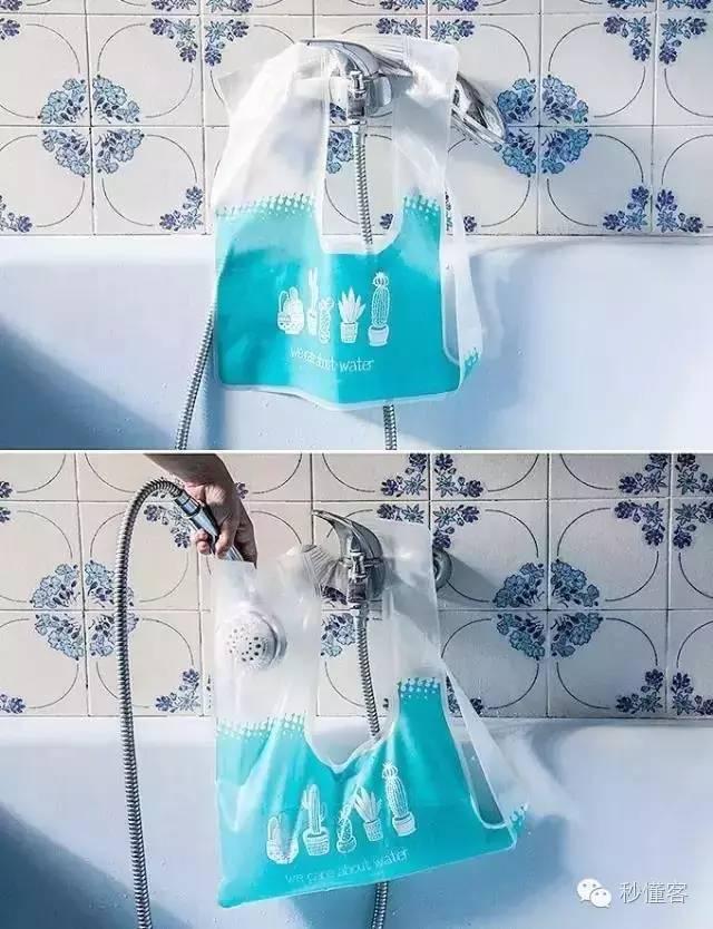 妙创意 家庭最有效的节水方法