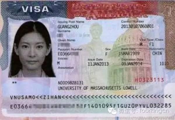 美国签证类型繁多,你可别混淆哦!