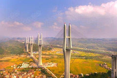 世界级特大桥赤石大桥28日通车