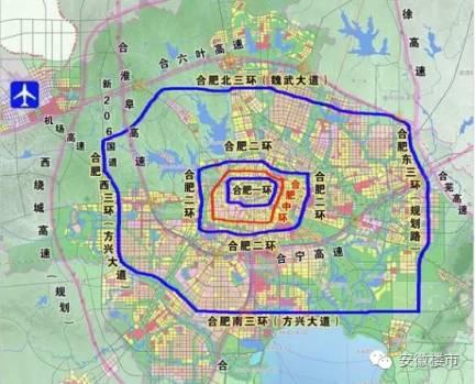 蒙城往西最新规划图