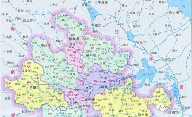 泗县大李集地图