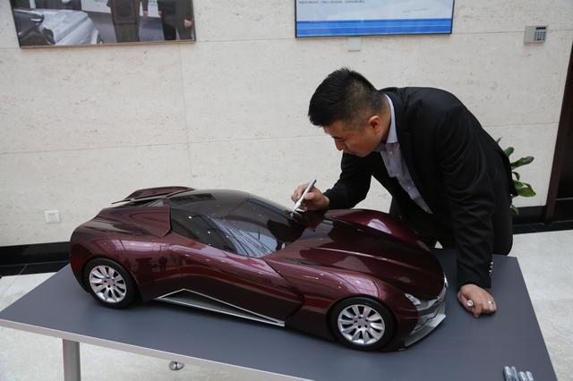 上汽集团 荣威 MG杯 大学生汽车设计挑战赛落幕高清图片