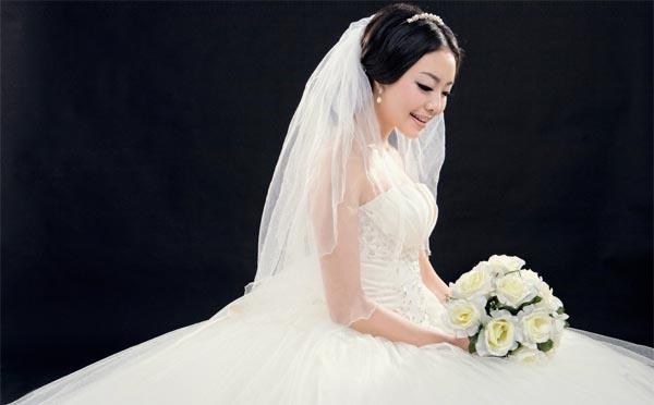 结婚婚纱照_结婚