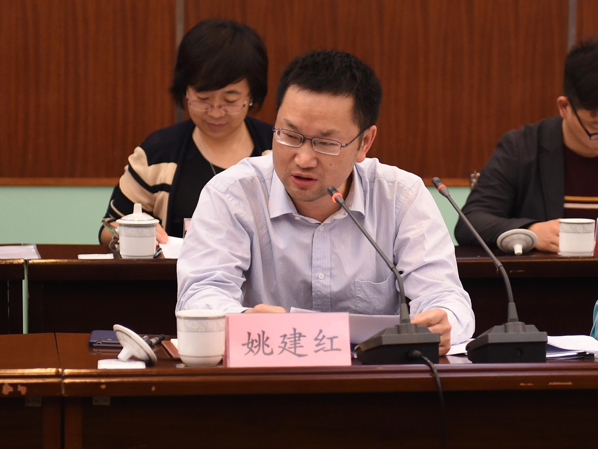 """姚建红:江西省新余市医改体现""""五个突出"""""""