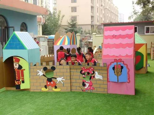 周末遛娃好去处——李沧区幼儿园第二届亲子游戏嘉年华邀您来畅玩!