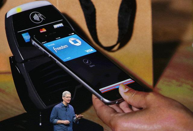 库克:苹果将让现金时代变为过去的照片