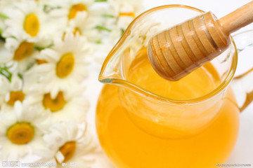早上喝蜂蜜水减肥图片