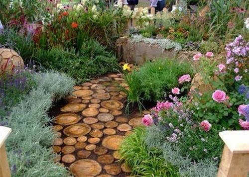 打造唯美欧式别墅花园