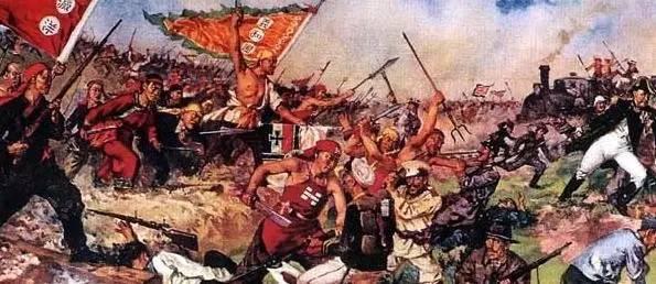 中国史上伤亡最大的战争