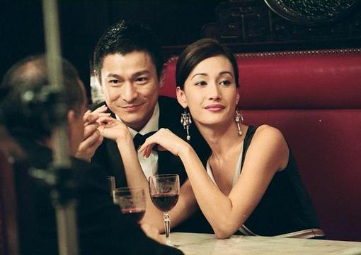 八次扮演银幕情侣,刘德华和郑秀文默契如夫妻 - 落雪是花 - 落雪是花