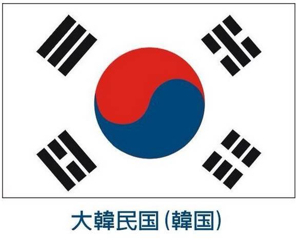 易解【韩国国旗】