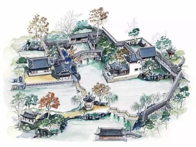 江苏苏州拙政园