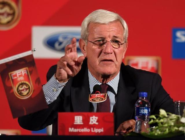 中国足球为什么不行?里皮一句话痛揭国足疮疤