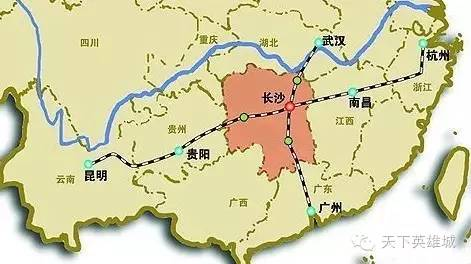 南昌最新城市规划图