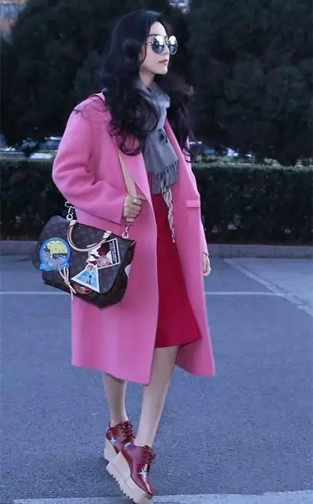 粉色大衣 美哭了 - 小狗 - 窝