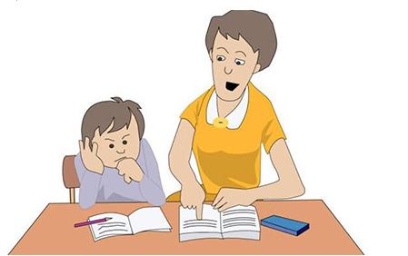 陪孩子写作业,董洁的这句话你不能不知道