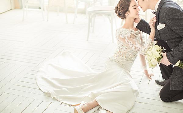 婚纱照衣服破_婚纱照风格