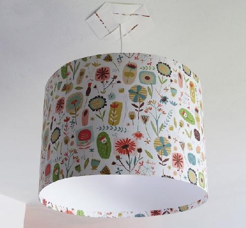 卡纸 木棍 塑料瓶 手工diy漂亮吊灯灯罩图片