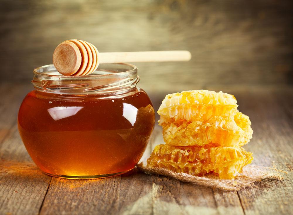 五种蜂蜜搭配食疗法,瘦得你不要不要地。