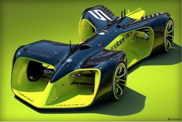 概念车的照片 -6