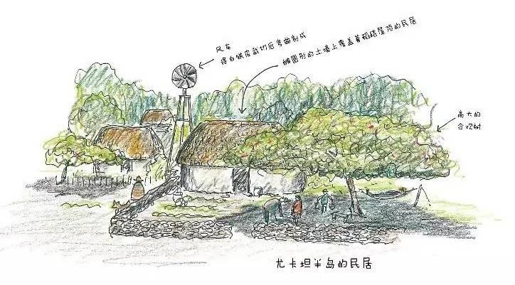 简笔画 盆景 盆栽 手绘 线稿 植物 600_332