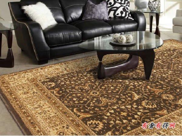 编织地毯所用的土耳其扣(吉奥迪斯扣)织法被广泛传播于各个国家的地毯