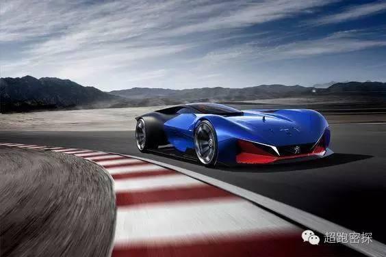 最帅的跑车_世界最帅的车不是兰博基尼,也不是法拉利,超跑界的扛把子
