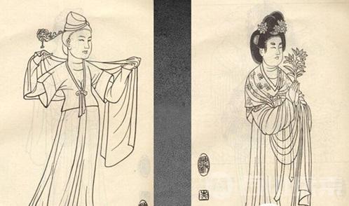 武则天开创唐代女性服饰大尺度?为了露胸?