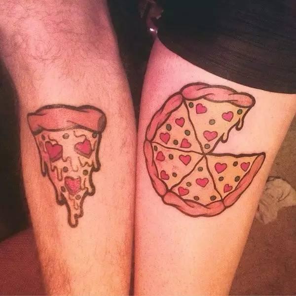 文身| 情侣小三之间都在玩些什么纹身?