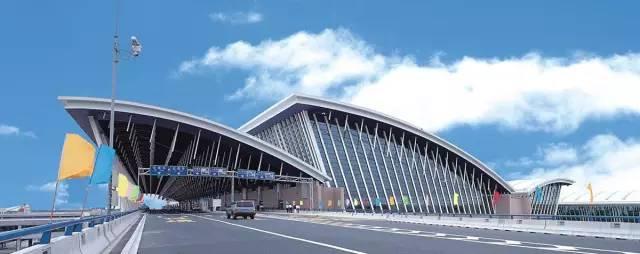 浦东机场要逆天!5楼8跑道,飞机,地铁,高铁,磁悬浮称为