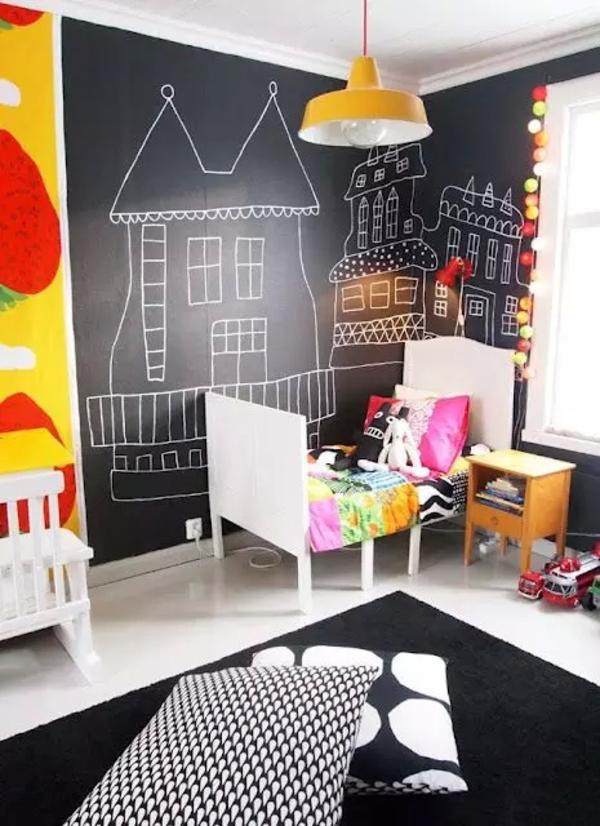 让孩子一眼爱上幼儿园的儿童房,秘诀就在这4条中