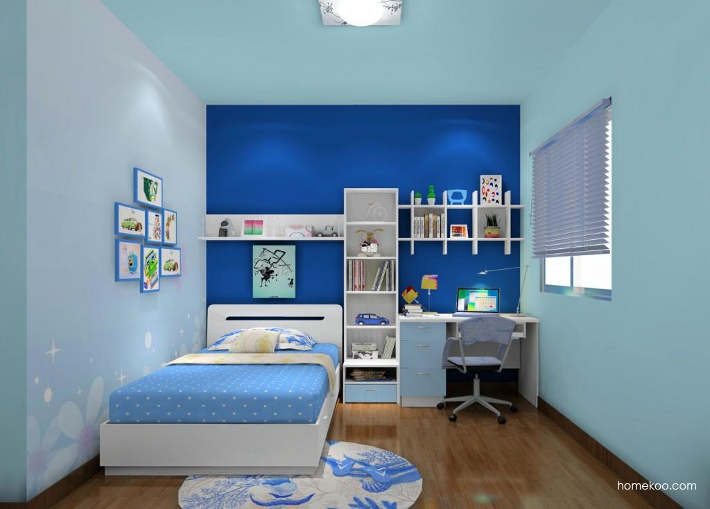 活泼生动的儿童房装修效果图,孩子的自由天地!