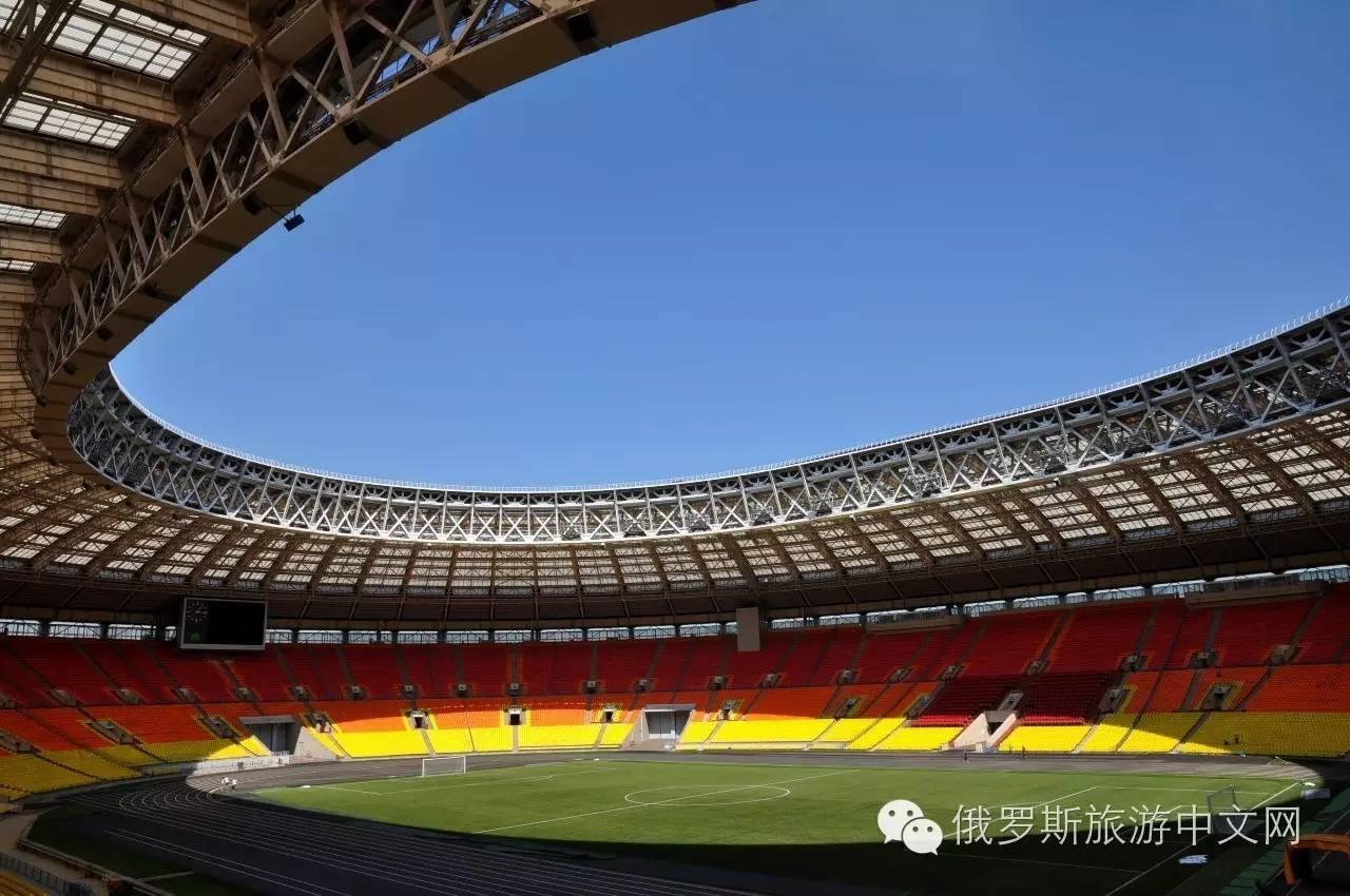 2018世界杯城市抢先玩之莫斯科,正确打开莫斯