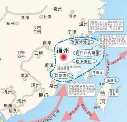 福州城市规划图高清