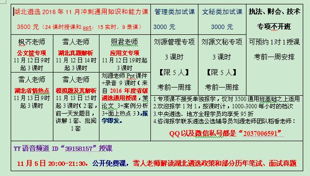 5年湖北省省直遴选面试真题全解析